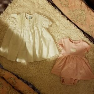 Other - Sweet NB Baby Girl Dresses
